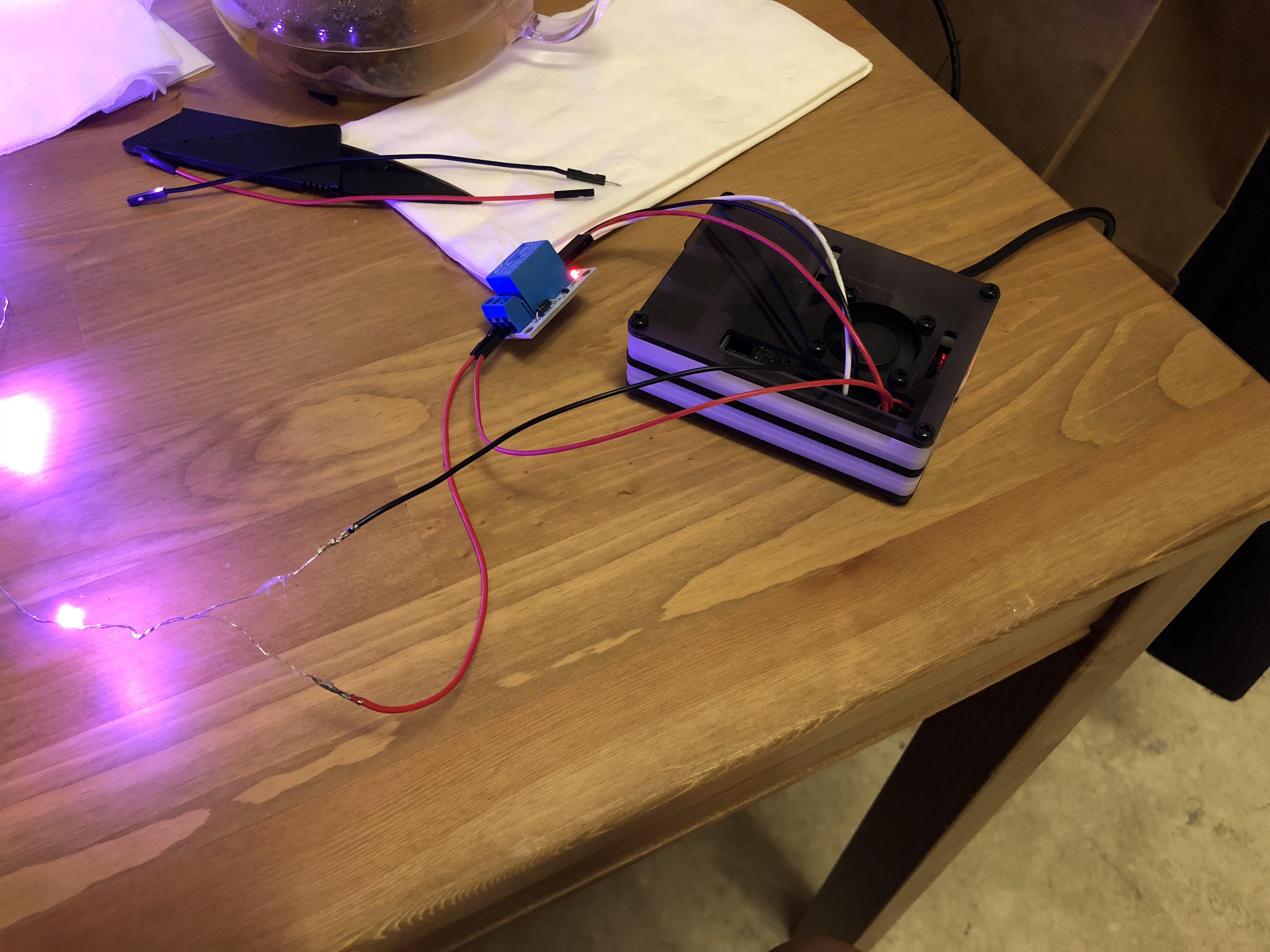 soldering is my enemy